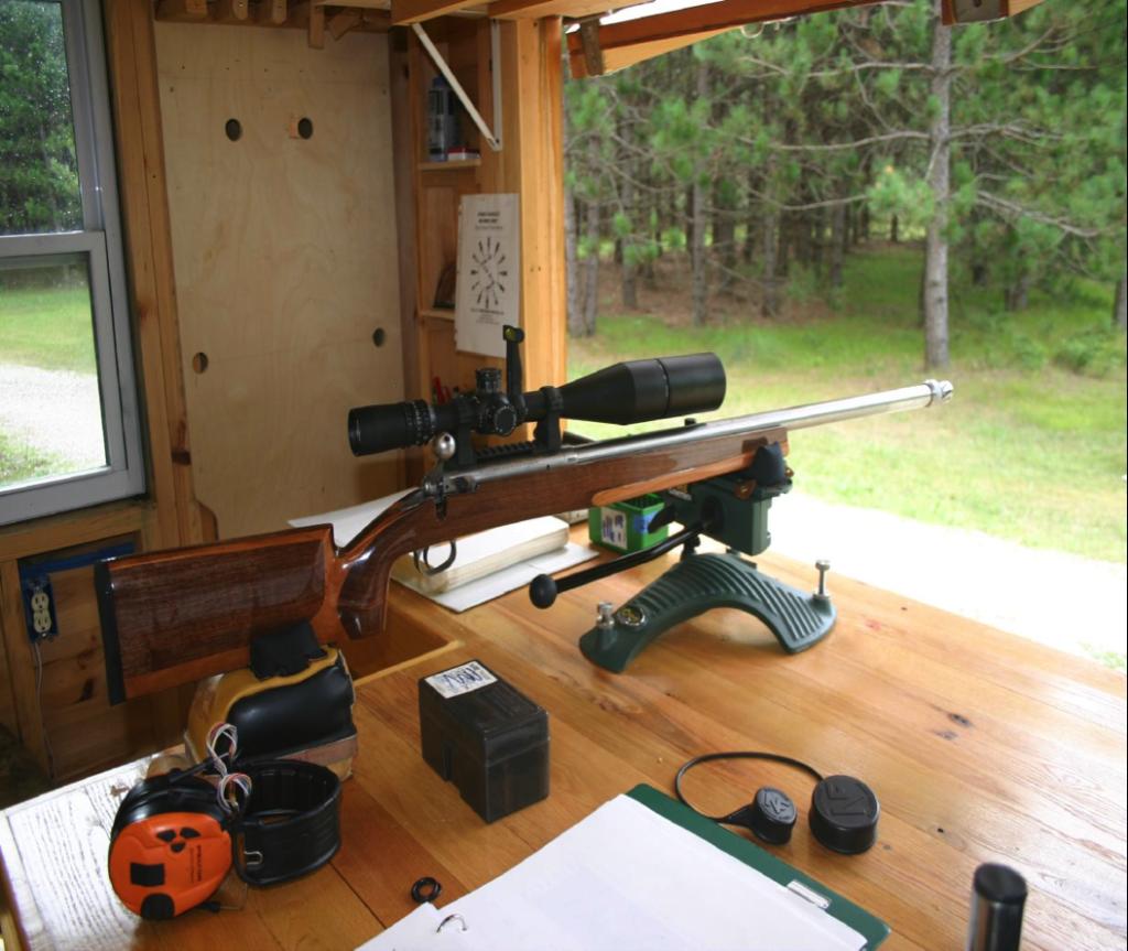 Bench Setup For Test