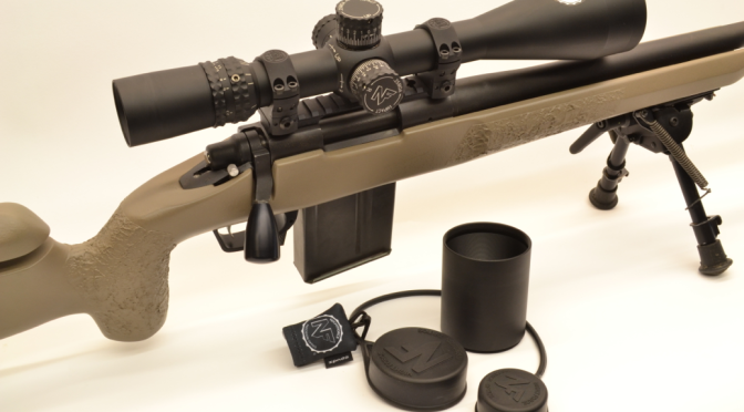 The Nightforce NXS 5.5-22×56 MOAR Review