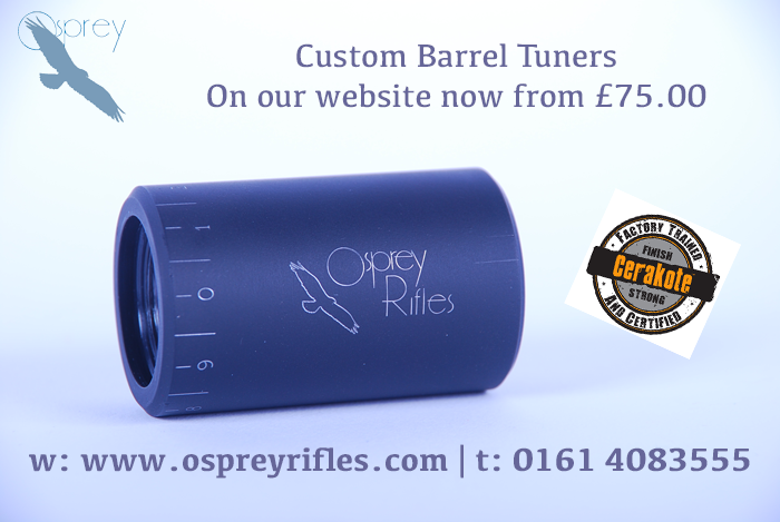 Osprey Rifles Tuner Advert