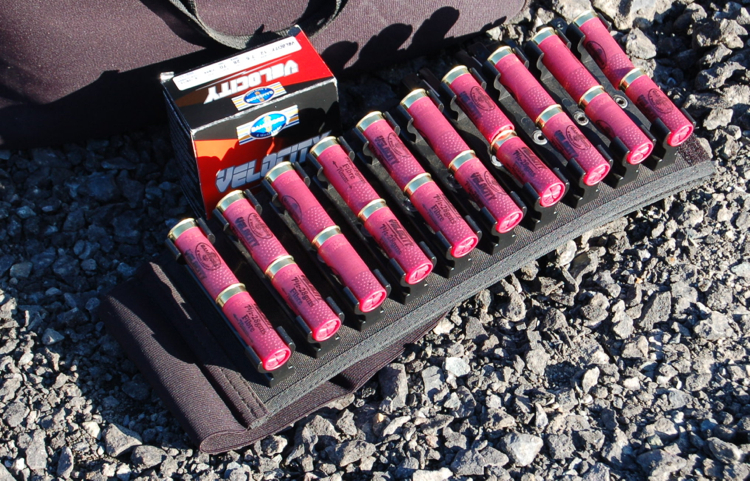 The double stack rig has become very popular during 2013, leading to some faster loading of shotguns