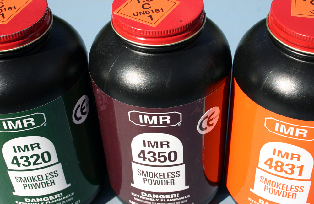 IMR powders are a viable alternative to unobtainable Hodgdon extruded varieties