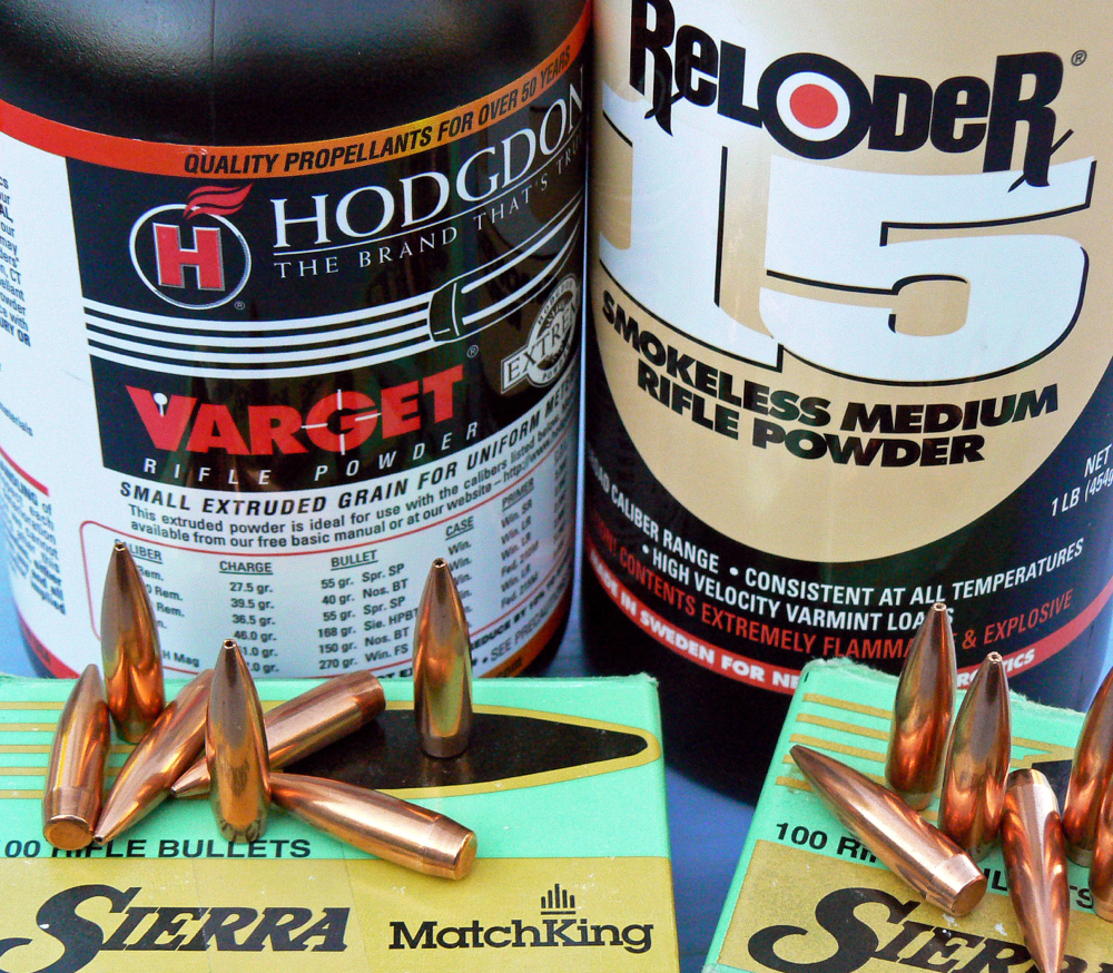 Reloading Bench by Laurie Holland | Target Shooter Magazine
