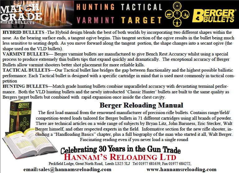Hannams Advert May 2014