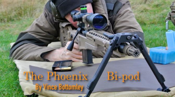 The Phoenix Bi-pod by Vince Bottomley