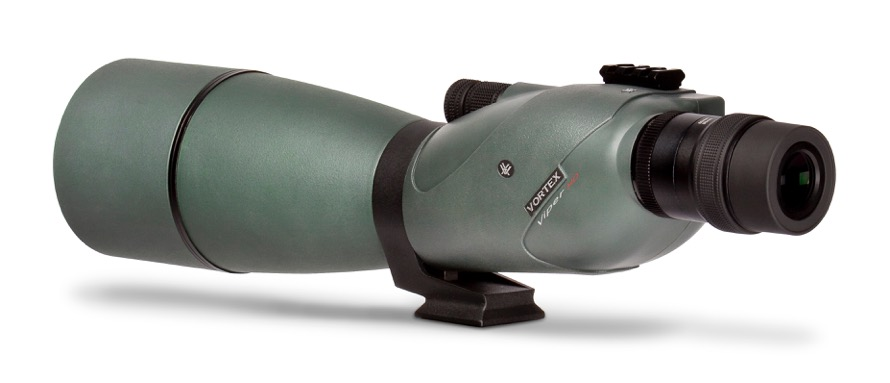 The Viper is also available with a straight eyepiece.
