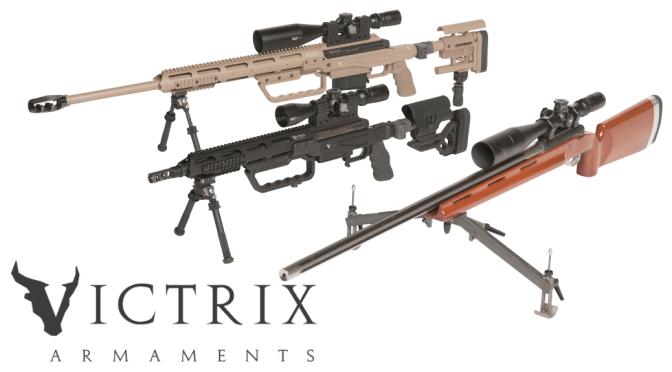 VICTRIX – Creators of Precision