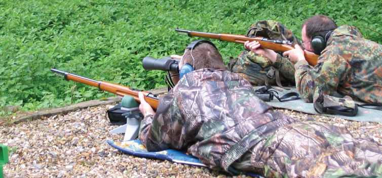 Surplus Swedish Mausers did much of the groundwork in creating interest in the calibre