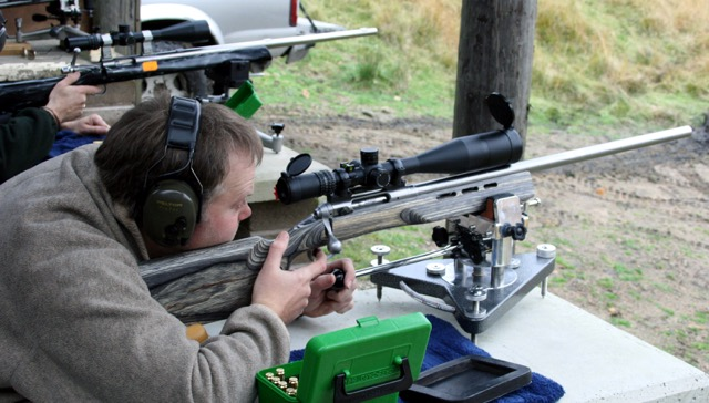 The Savage 12F as supplied in 6.5-284 can match and sometimes even beat custom benchrest 'Light Guns' in UKBRA 600 and 1,000 yard competitions.