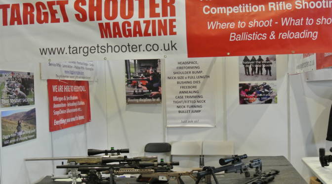 Northern Shooting Show – Harrogate 6/7th May 2017