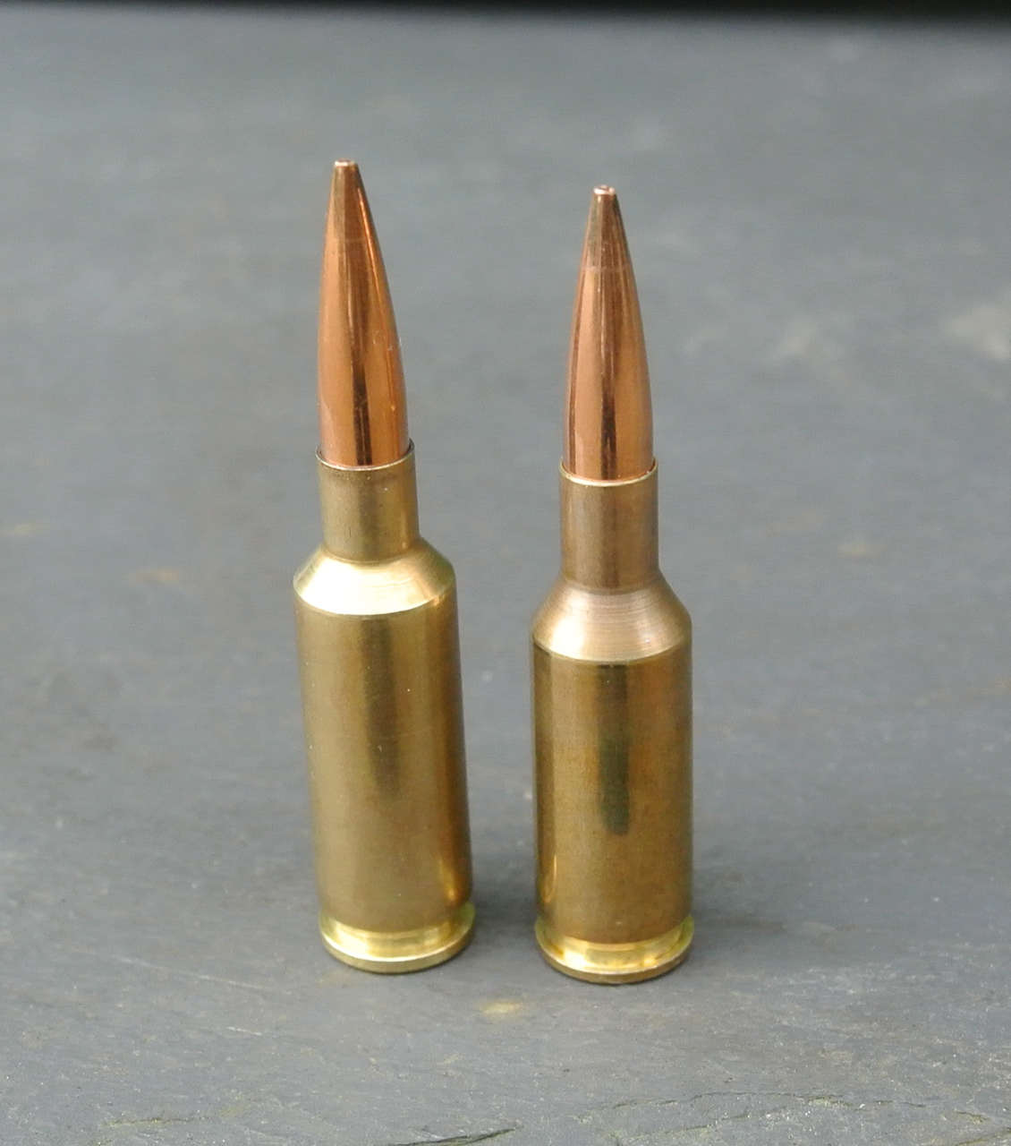 The New Norma 6mm Dasher   Target Shooter Magazine