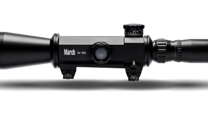 The New March ELR Genesis Scope