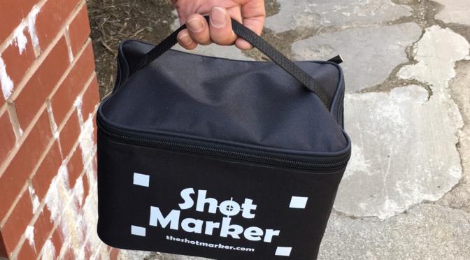 Shot marker electronic target system