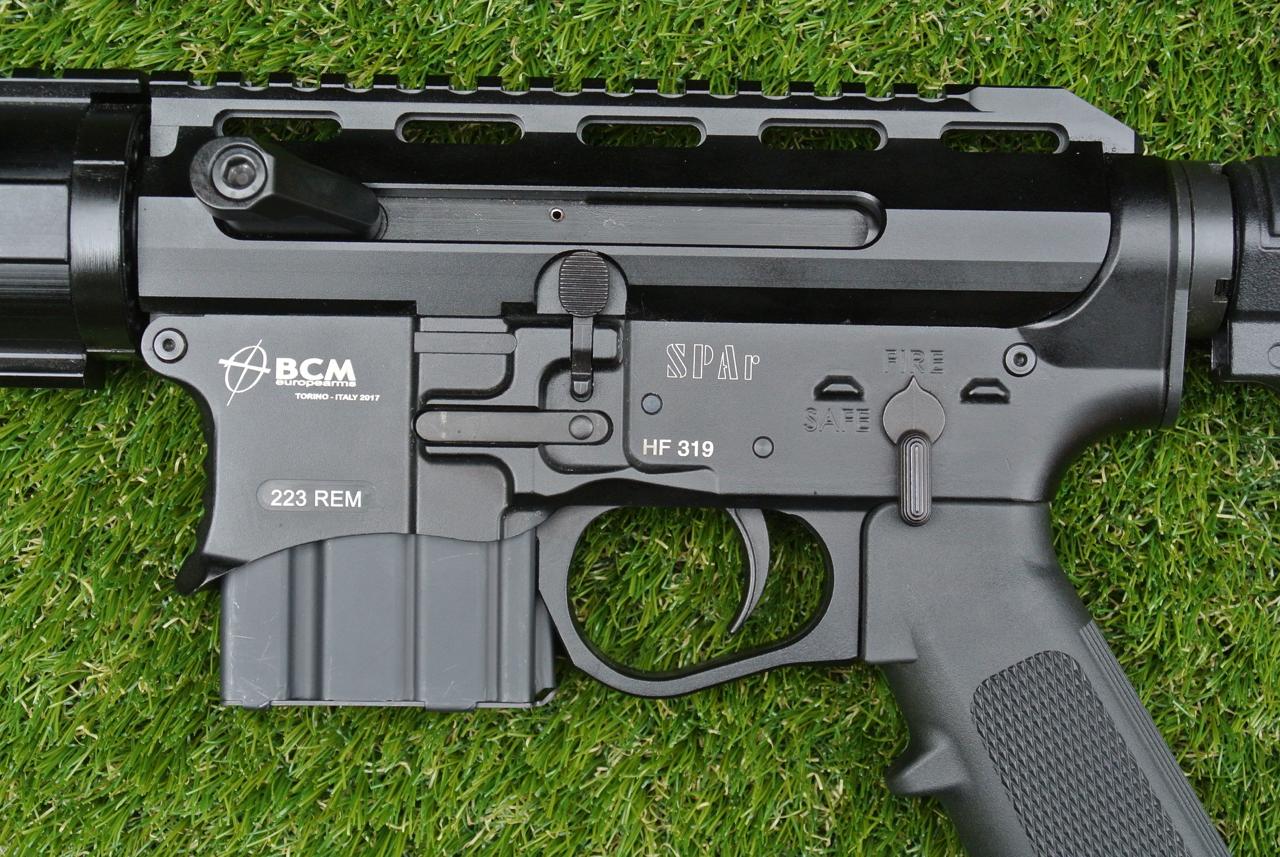 BCM Europearms SPAR | Target Shooter Magazine