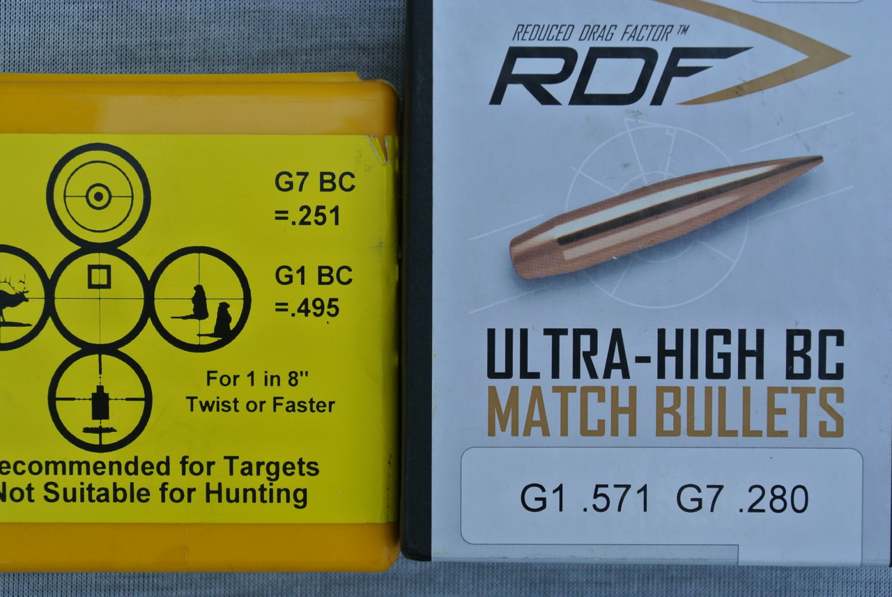 Nosler RDF Match Bullets | Target Shooter Magazine