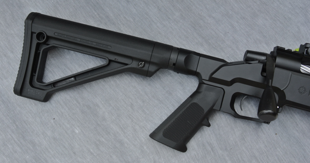MDT CHASSIS BUILD   Target Shooter Magazine