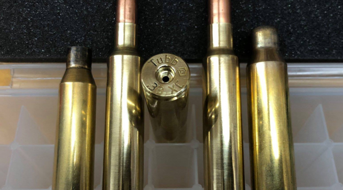 THE TUBB 33XC,  37XC & 41XC CARTRIDGES BY DAVID TUBB